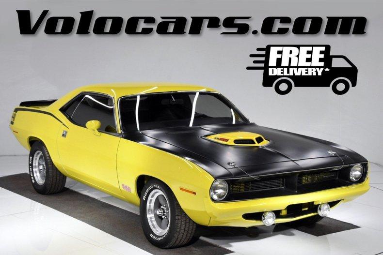1970 Plymouth Barracuda 1