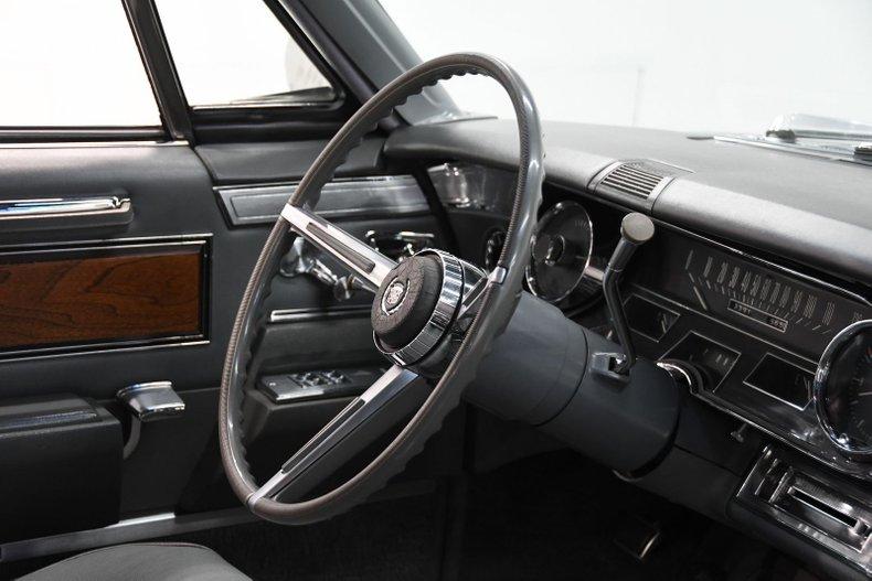 1966 Cadillac Fleetwood