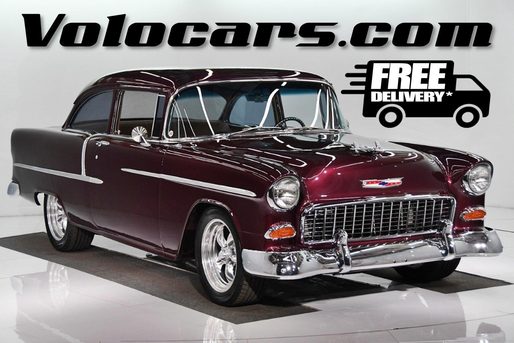 1955 chevrolet 210 pro touring