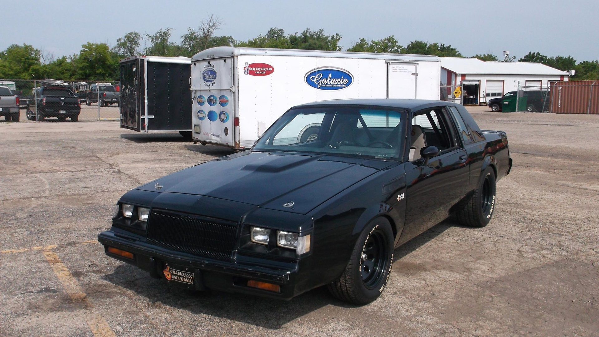 1984 Buick Grand National | Volo Auto Museum