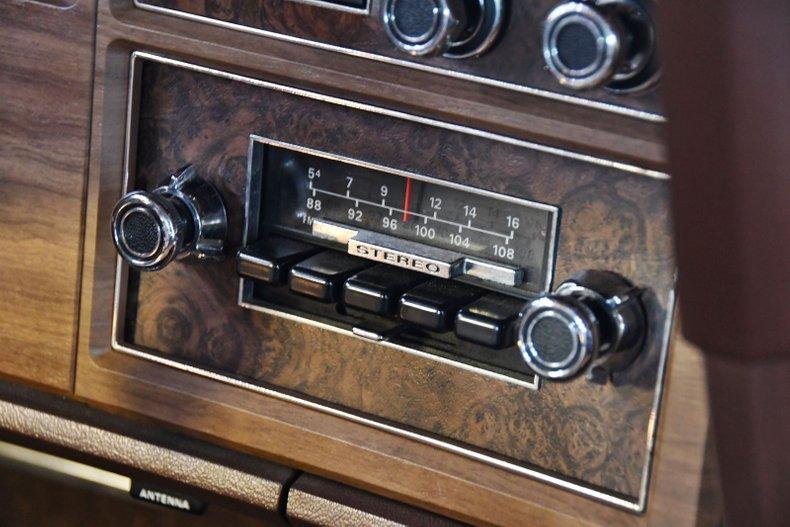 1972 Lincoln MK 4