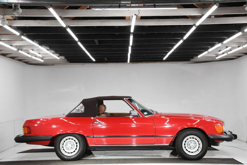 1984 Mercedes-Benz 380SL