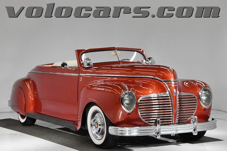 1941 Plymouth Custom