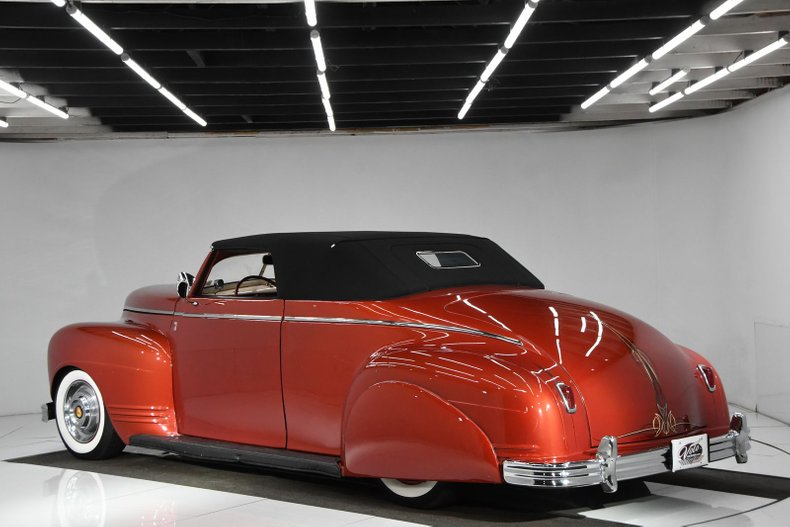 1941 Plymouth Custom