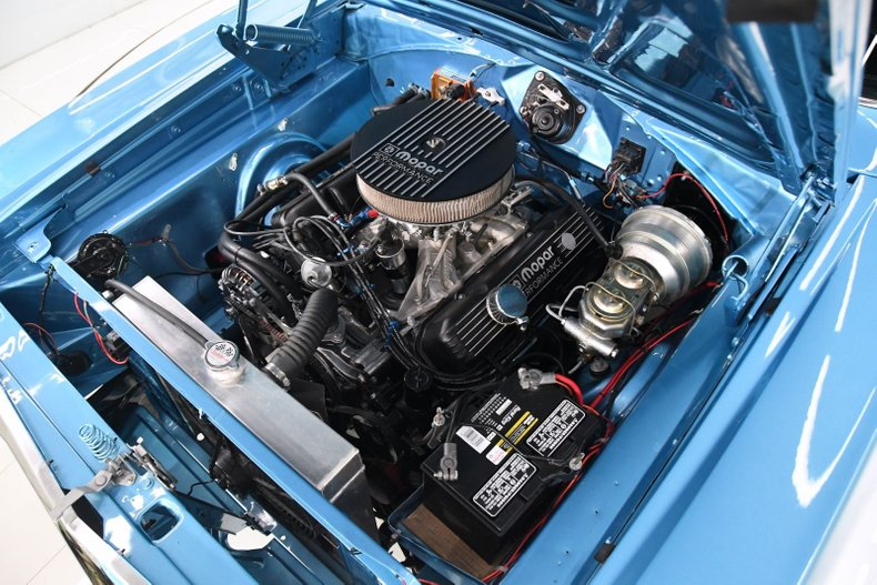 1968 Dodge Coronet 50