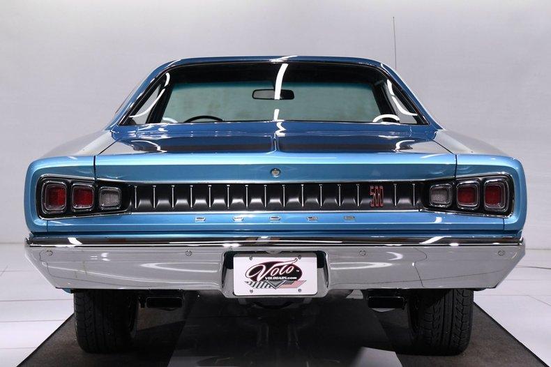 1968 Dodge Coronet 57