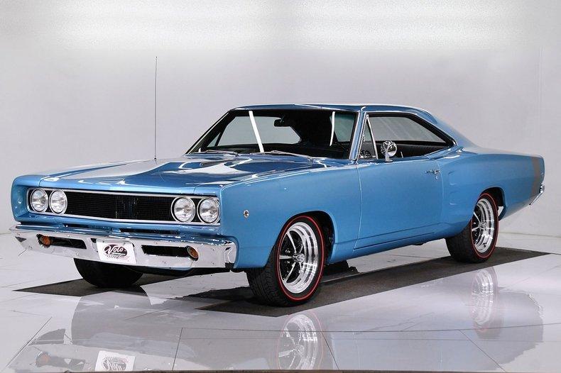 1968 Dodge Coronet 49