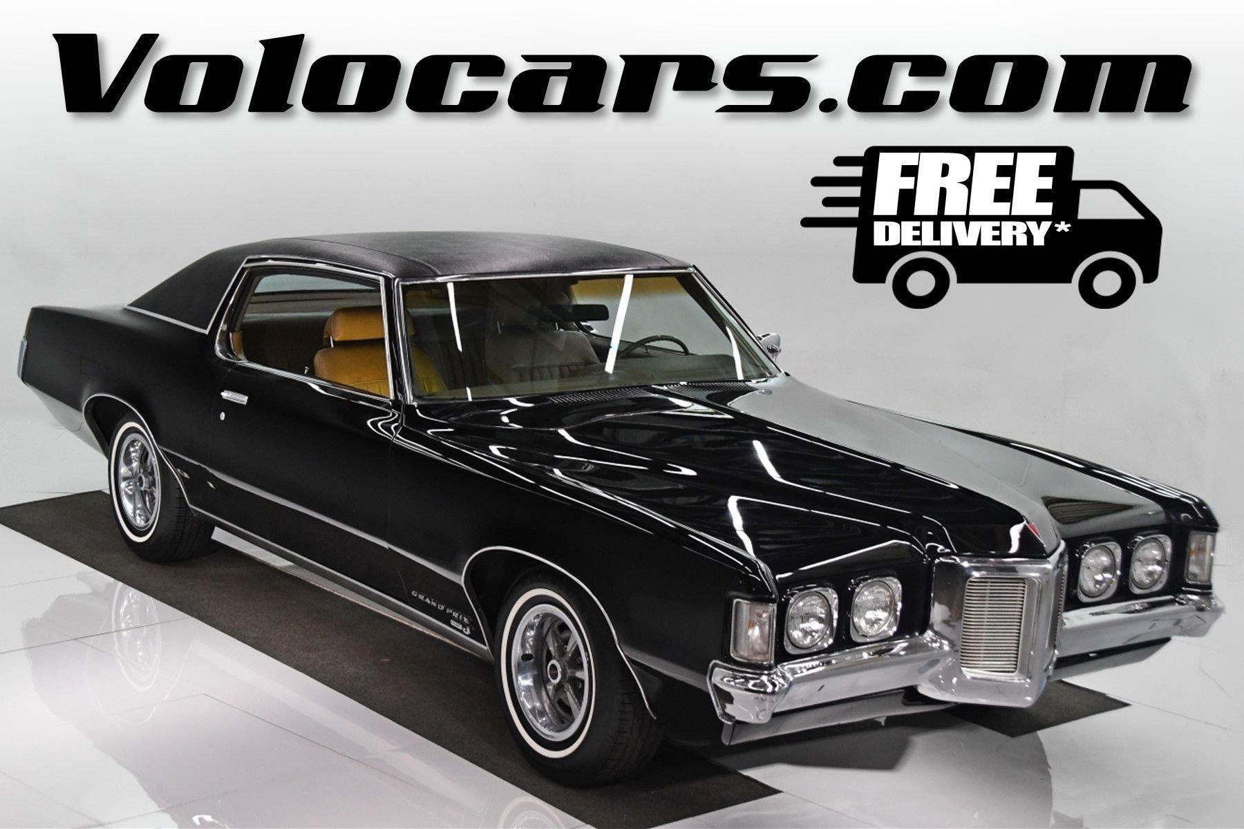 1969 pontiac grand prix j