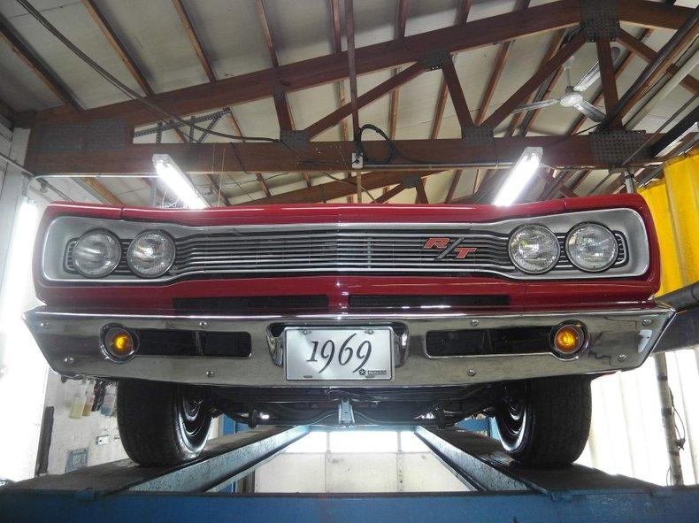 1969 Dodge Coronet
