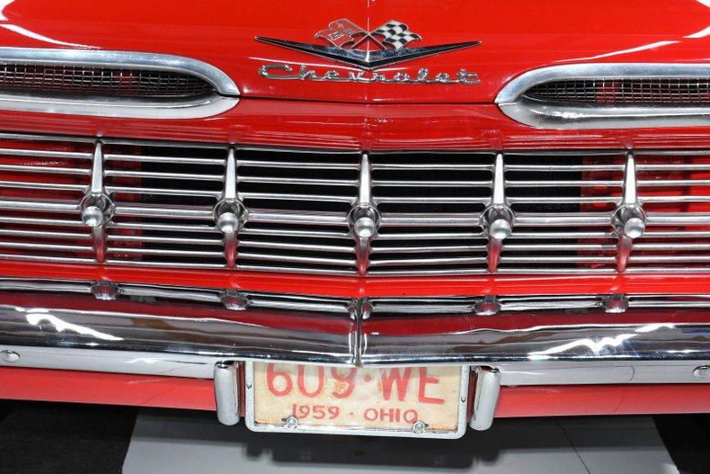 1959 Chevrolet Impala 6