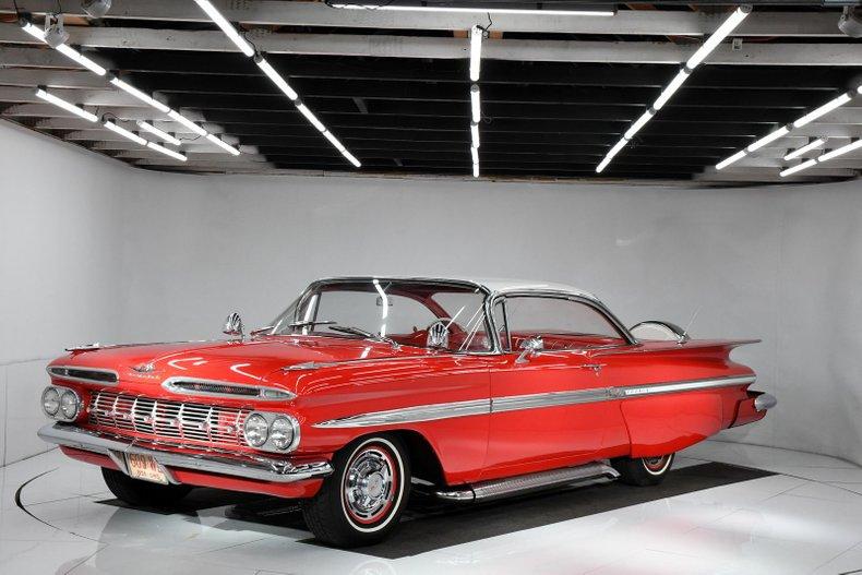 1959 Chevrolet Impala 73