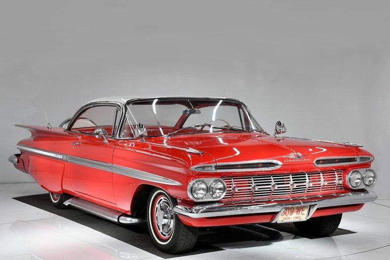 1959 Chevrolet Impala 98