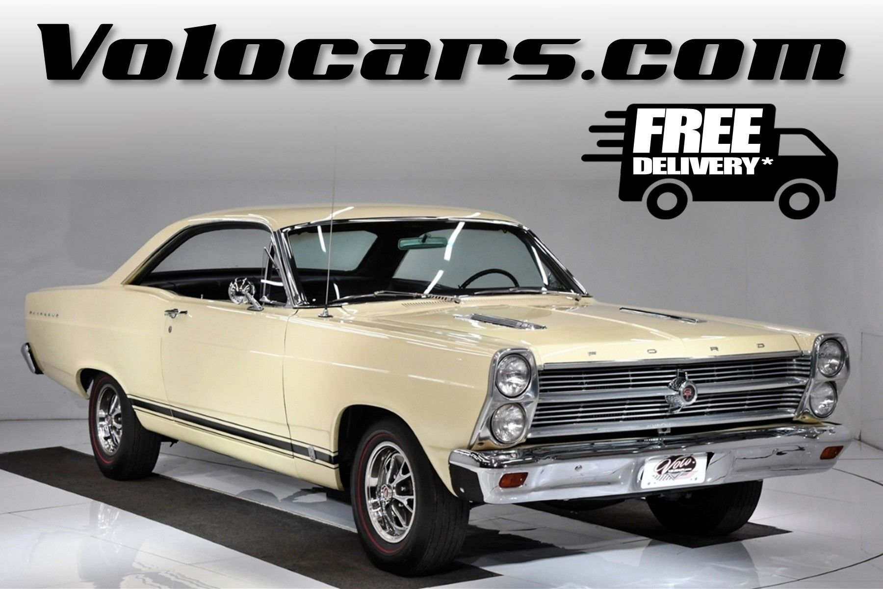 1966 ford fairlane 500 gt a