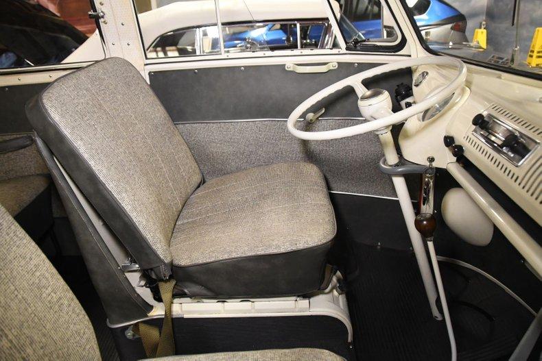 1967 Volkswagen Transporter