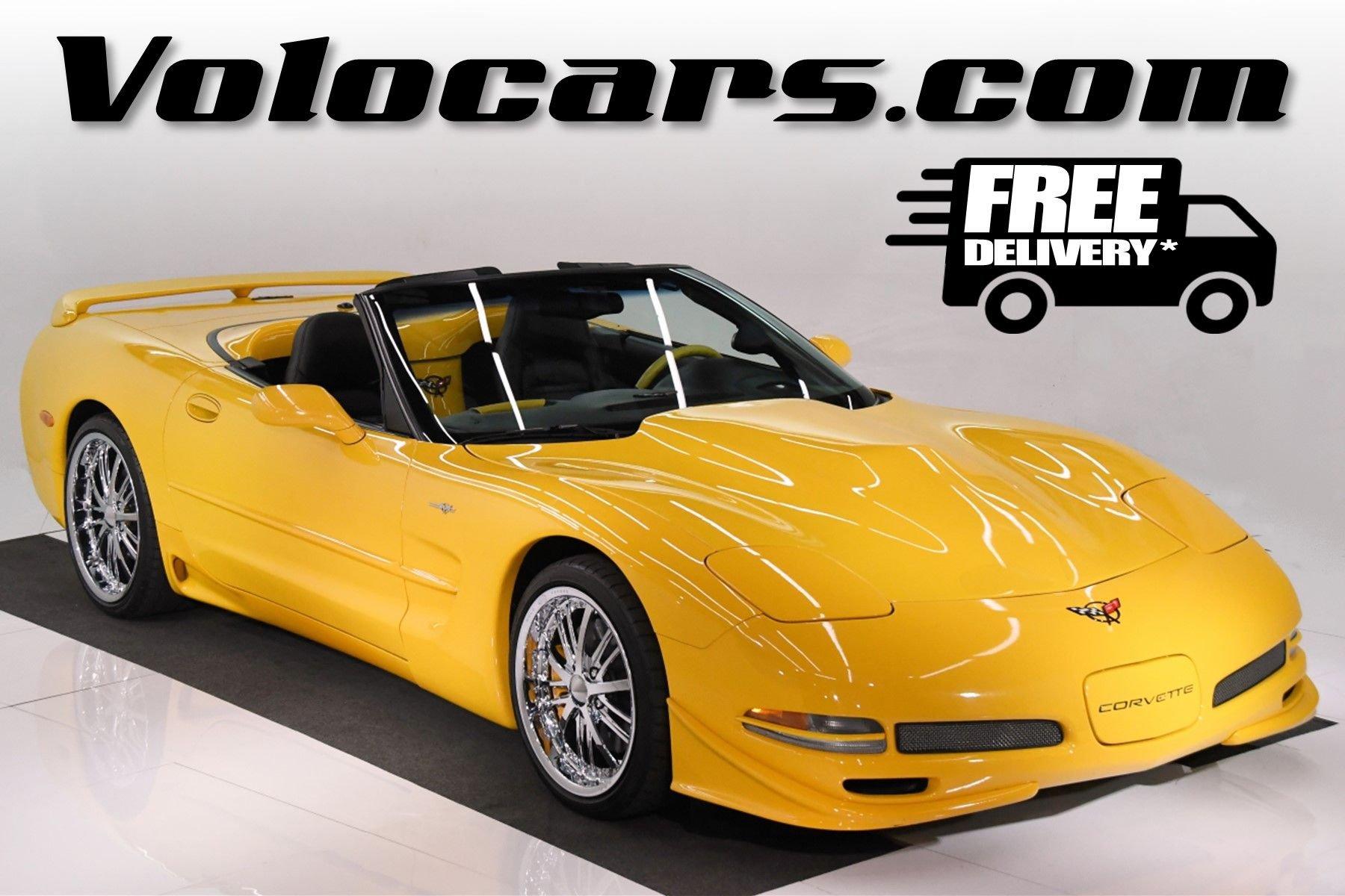 2001 chevrolet corvette super charge ls1