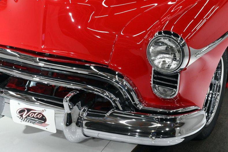 1950 Oldsmobile Rocket 88