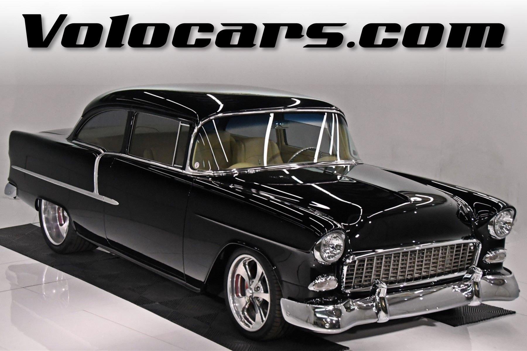 1955 chevrolet 210 custom