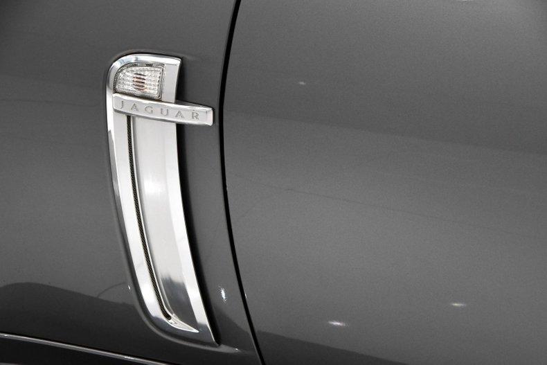 2009 Jaguar XKR
