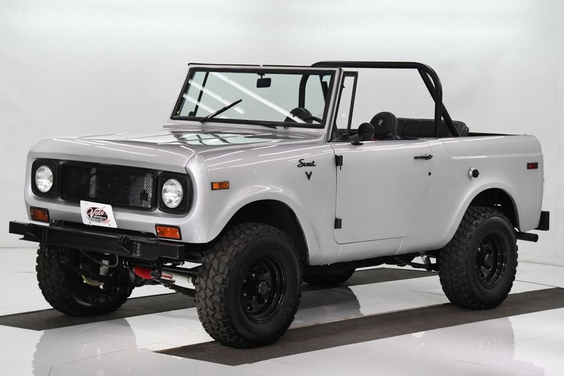 1971 International Scout