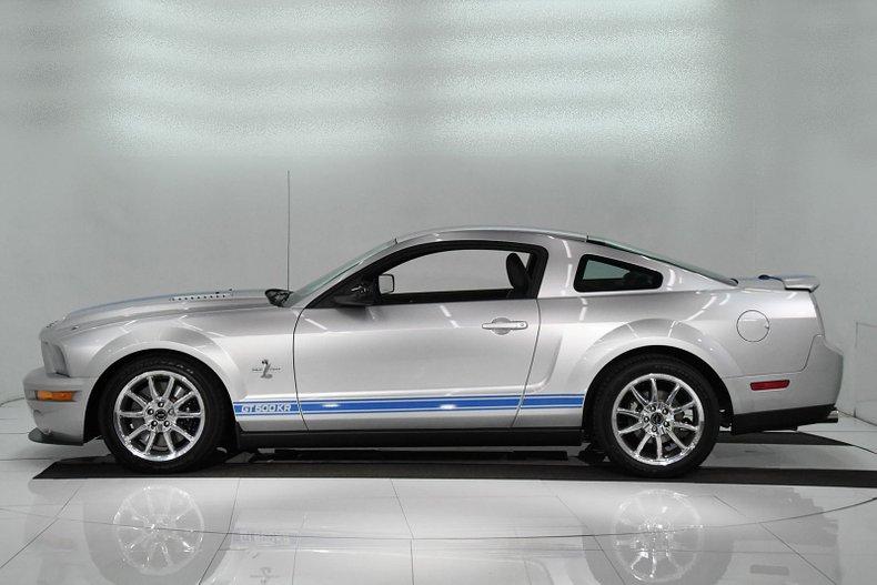 2009 Ford GT500KR