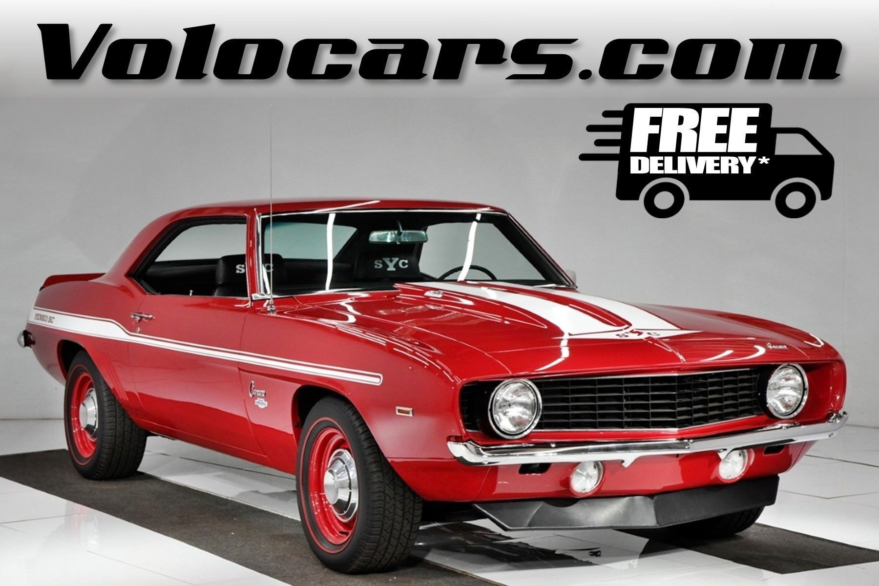 1969 chevrolet camaro yenko clone