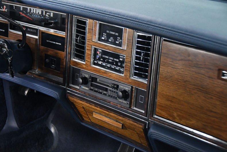 1982 Cadillac Seville