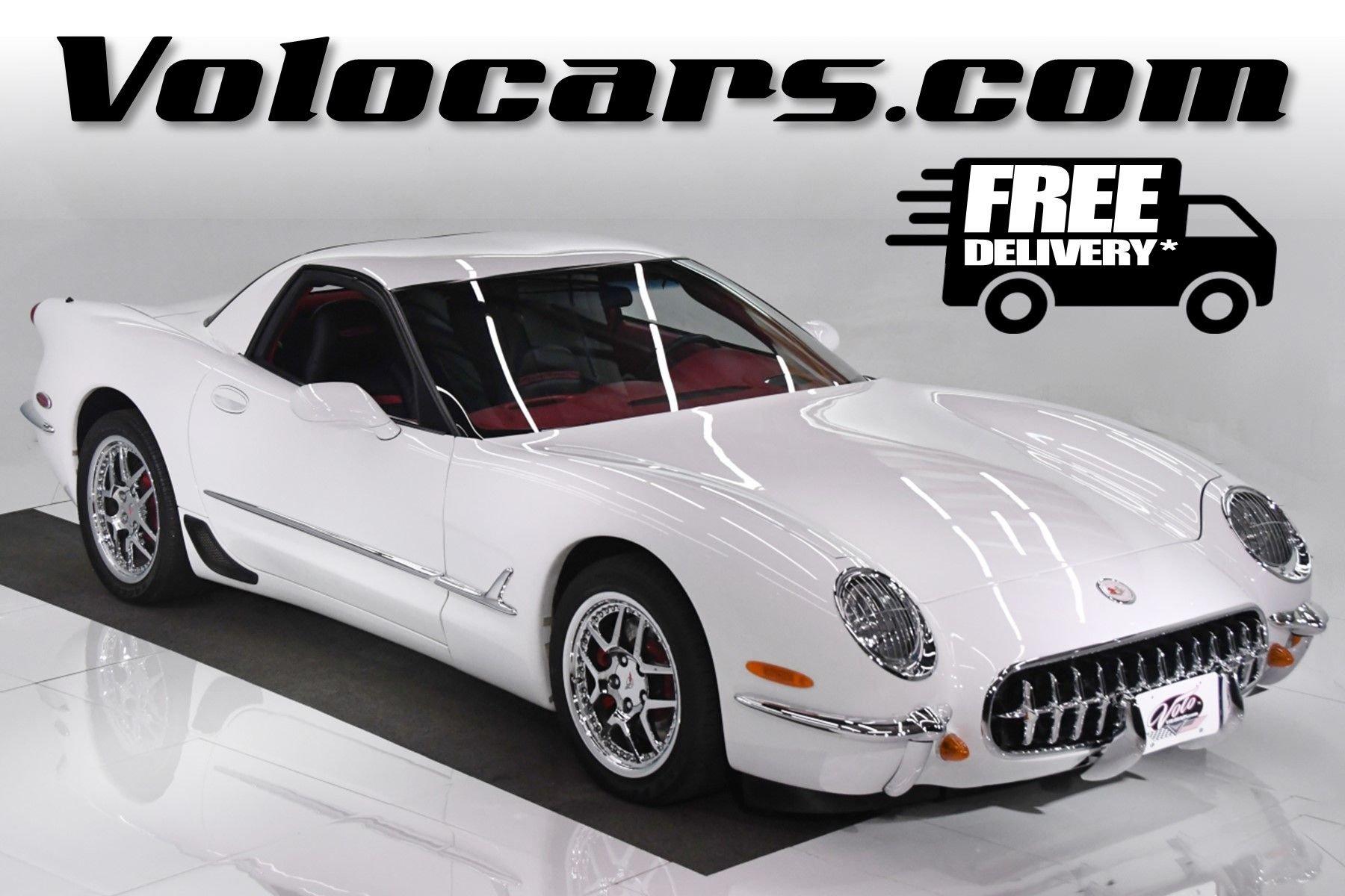 2004 chevrolet corvette z06 retrovette