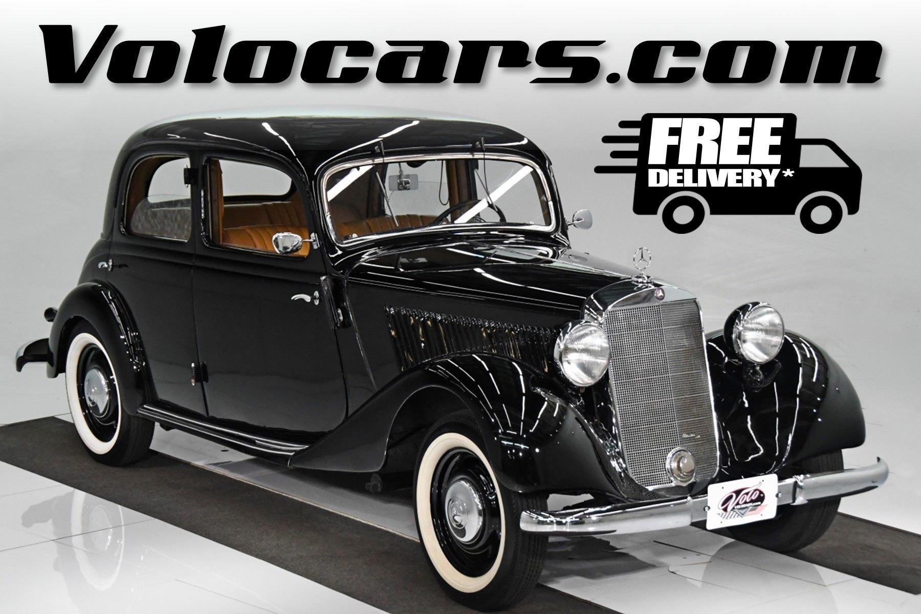 1949 mercedes benz 170v