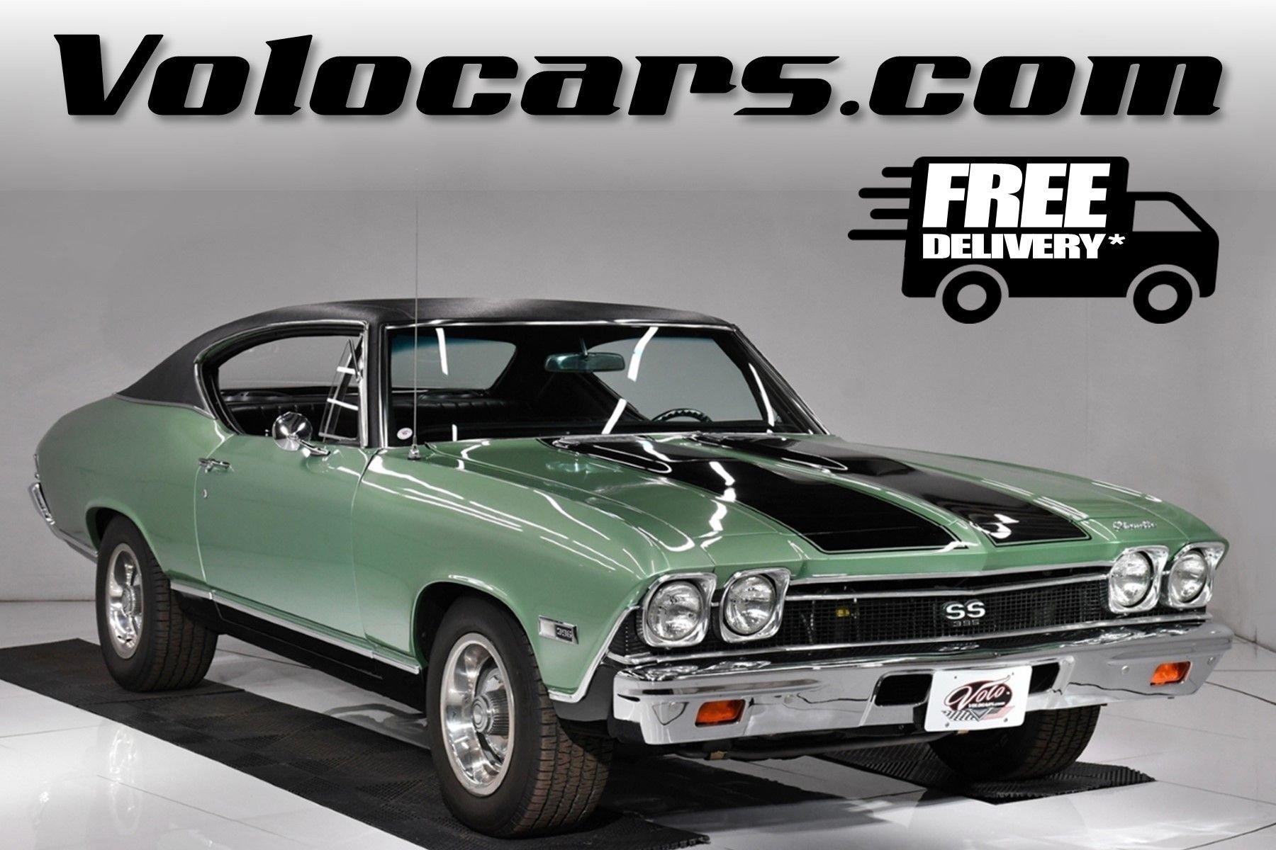1968 chevrolet chevelle ss 396 tribute