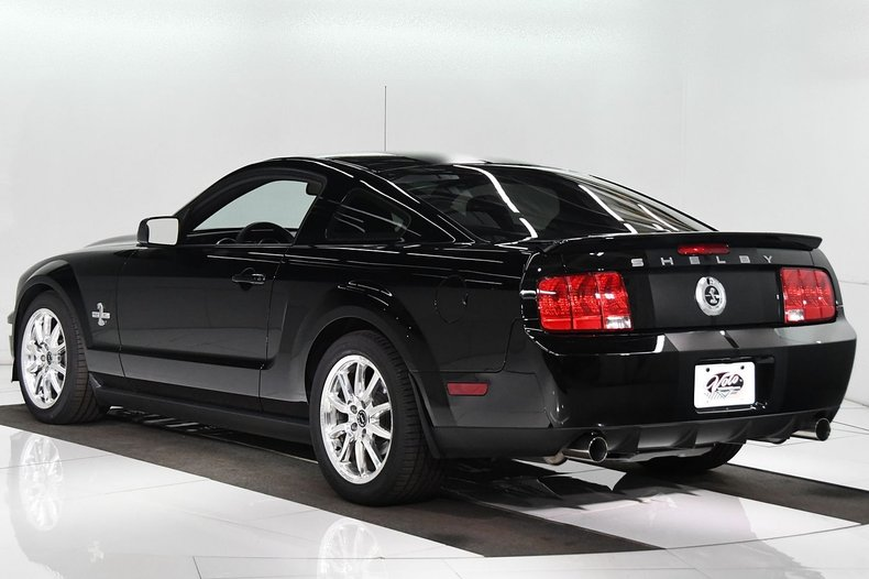 2008 Shelby GT500