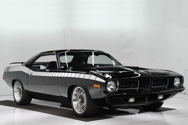 1973 Plymouth Barracuda