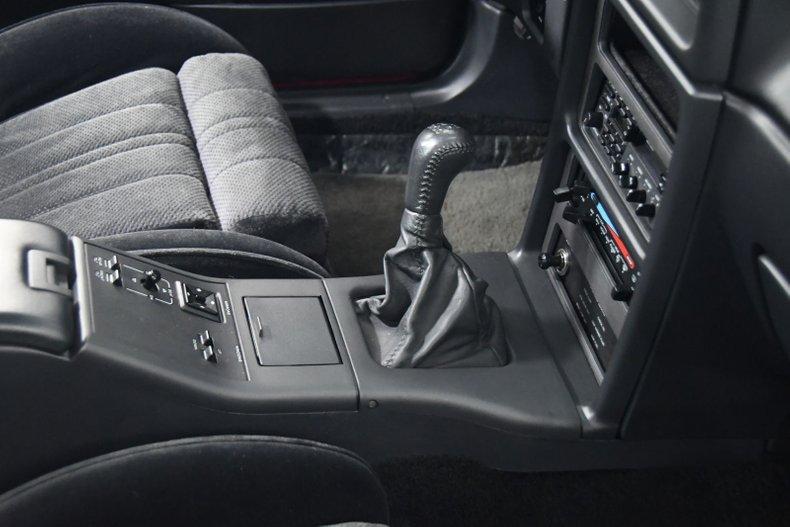 1988 Ford Thunderbird