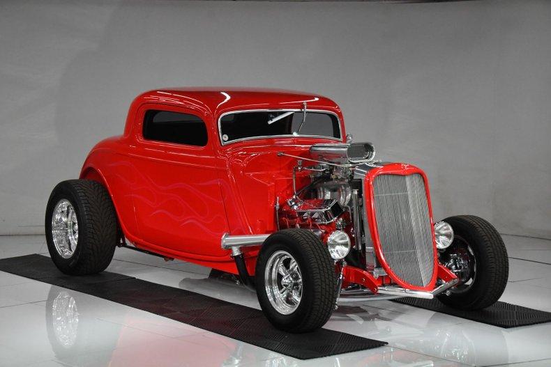 1934 Ford Custom