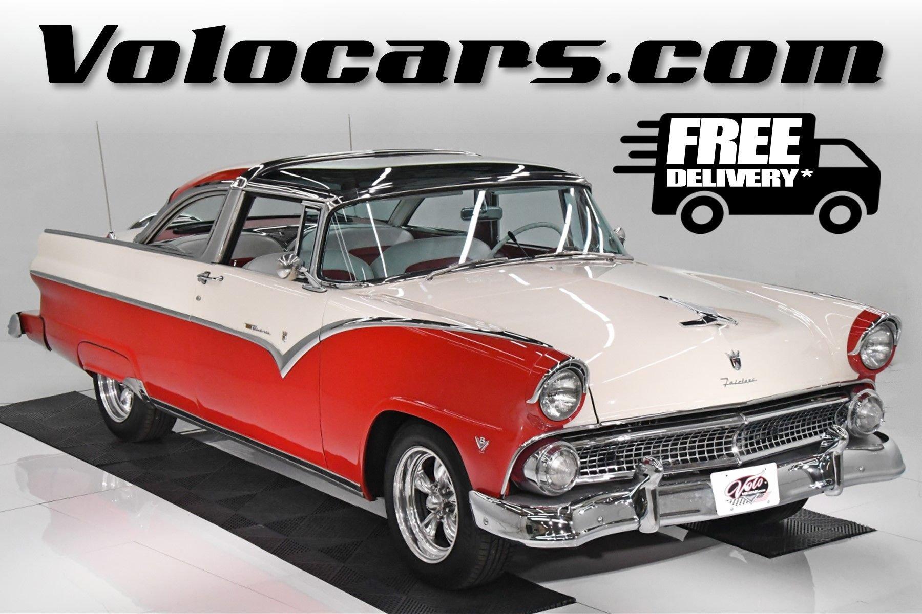 1955 ford crown victoria skyliner