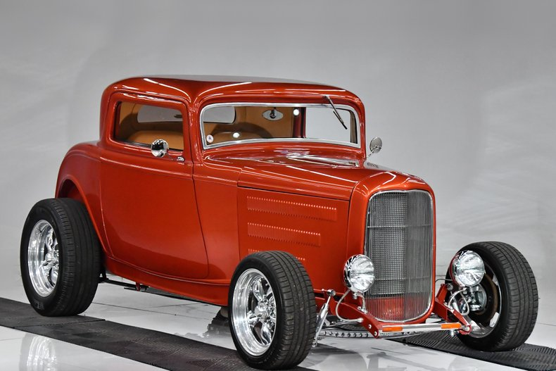 1932 Ford 3-Window