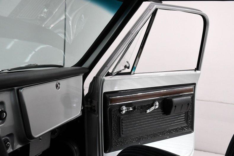 1971 Chevrolet C10 Custom