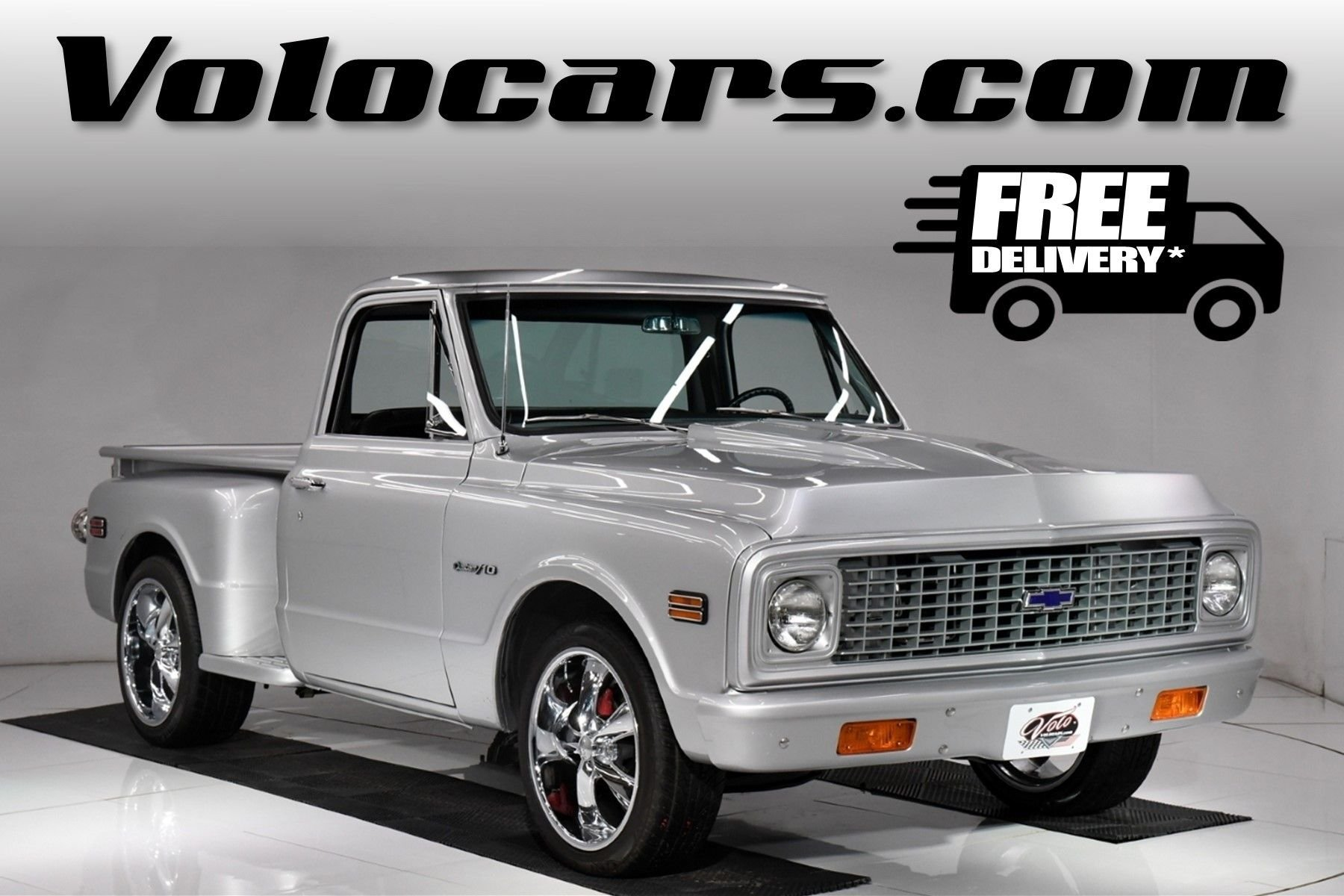 1971 chevrolet c10 custom shortbed pickup