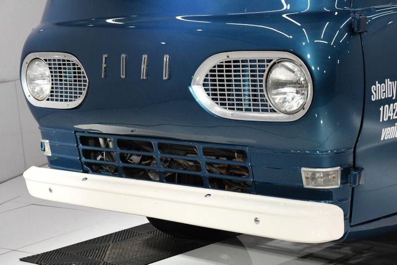 1966 Ford Econoline Super Van