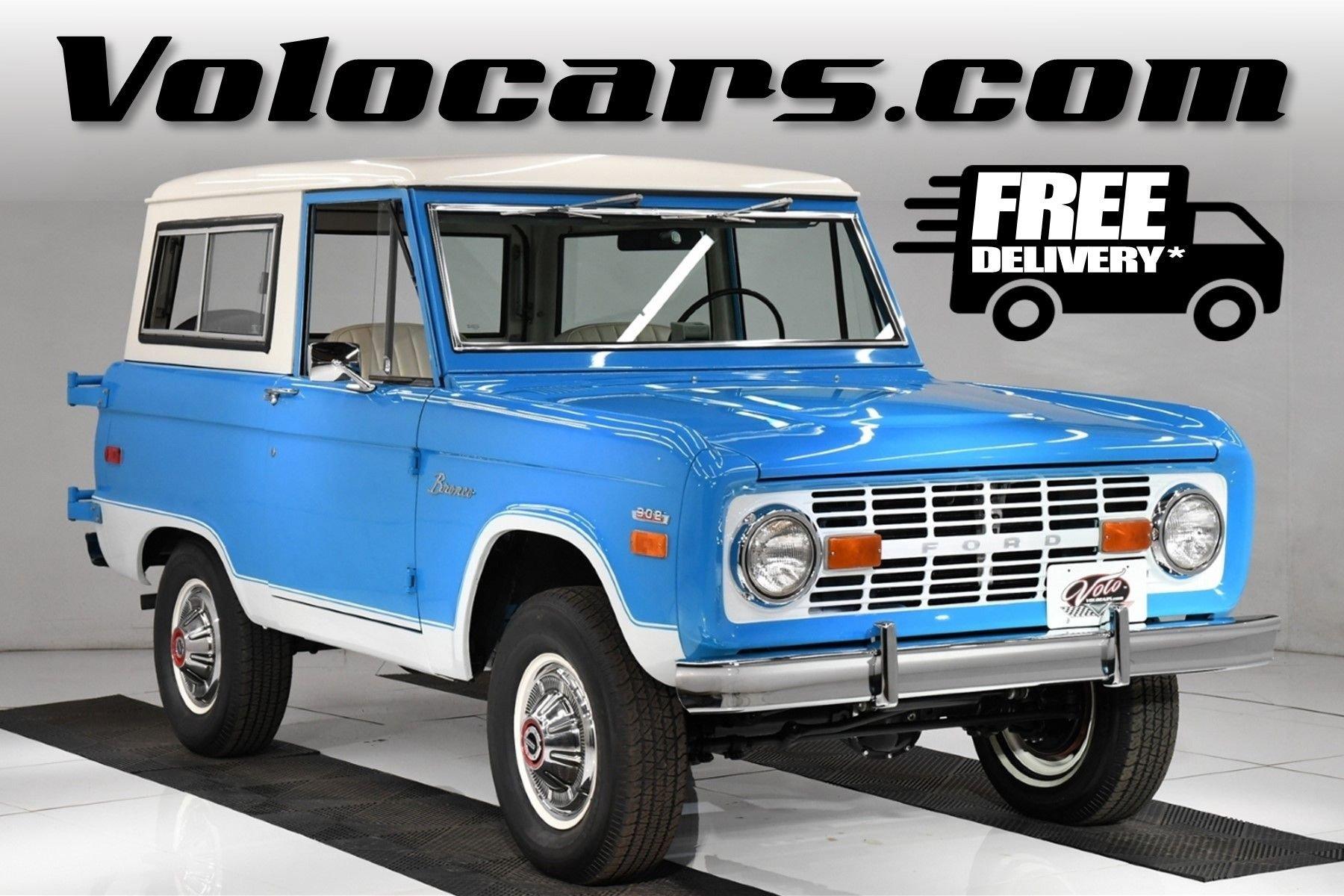 1970 ford bronco u 100