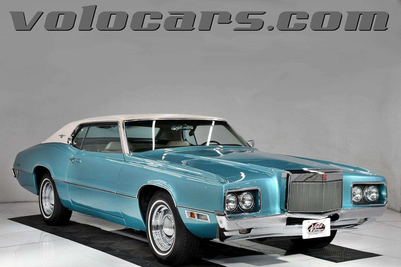 1970 ford thunderbird mark t