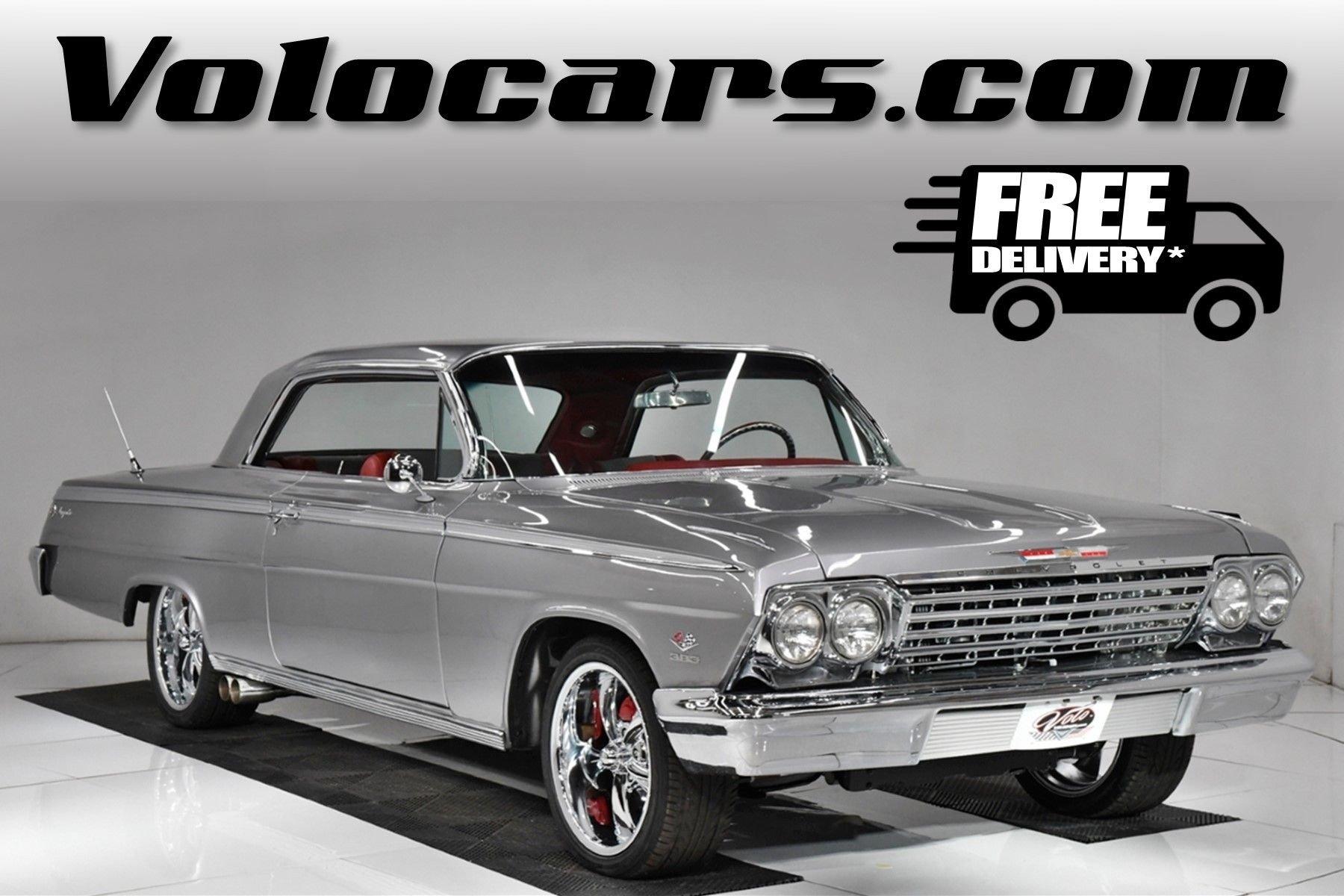 1962 chevrolet impala resto mod