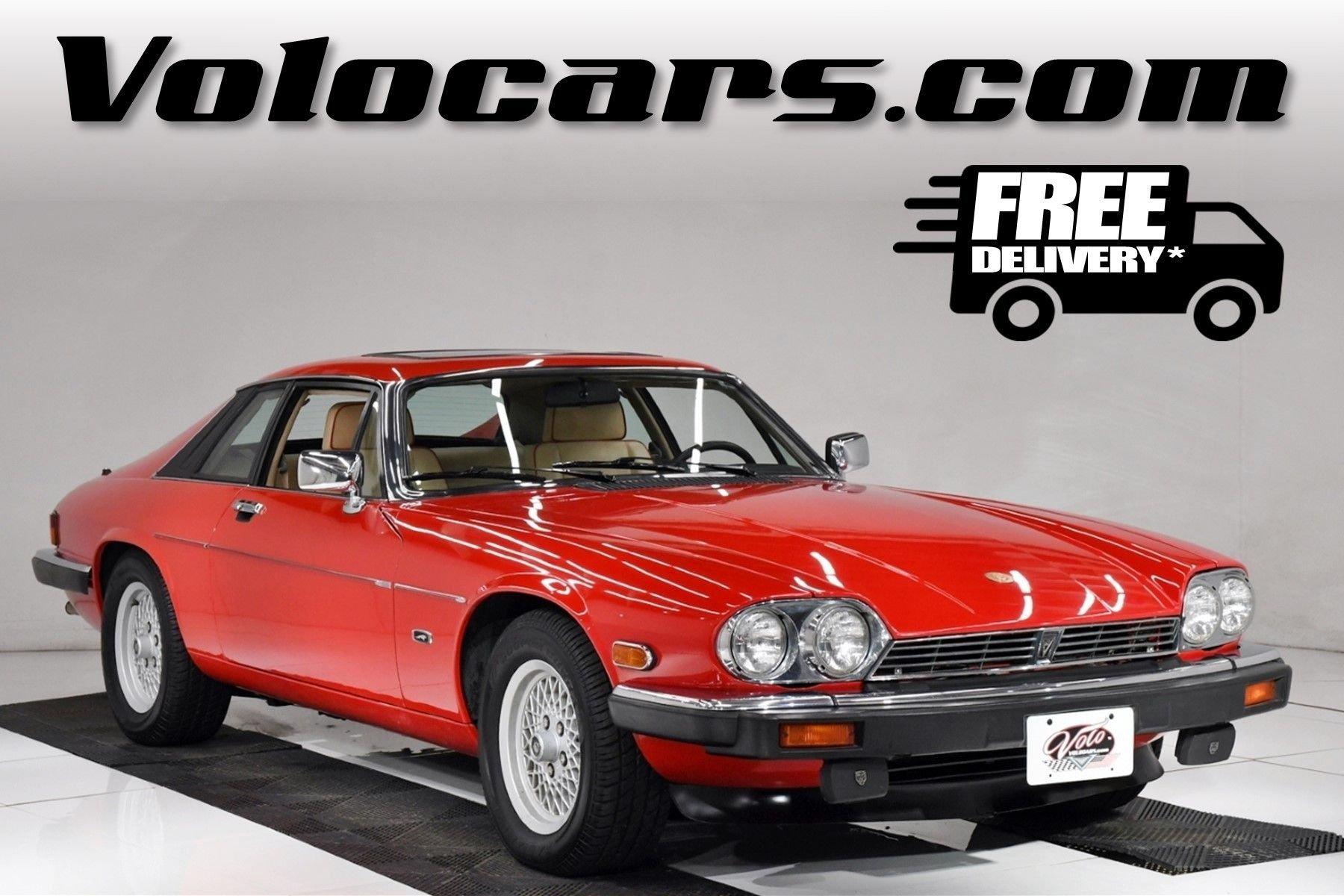 1991 jaguar xjs classic