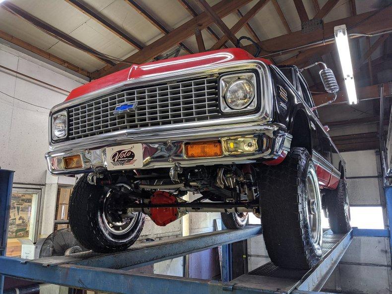 1971 Chevrolet CST10