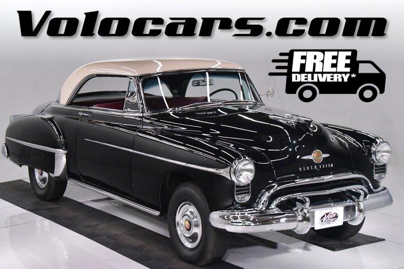 1950 Oldsmobile 88