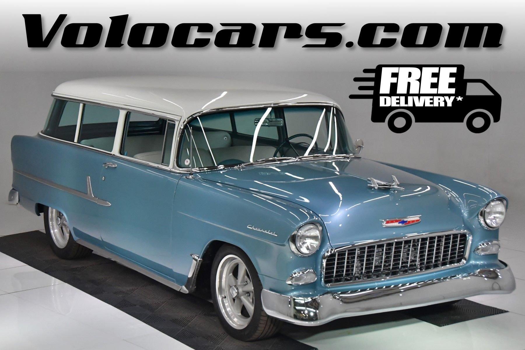 1955 シボレー 210 ワゴン