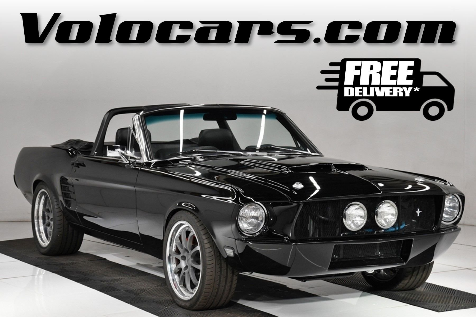 1968 ford mustang pro touring