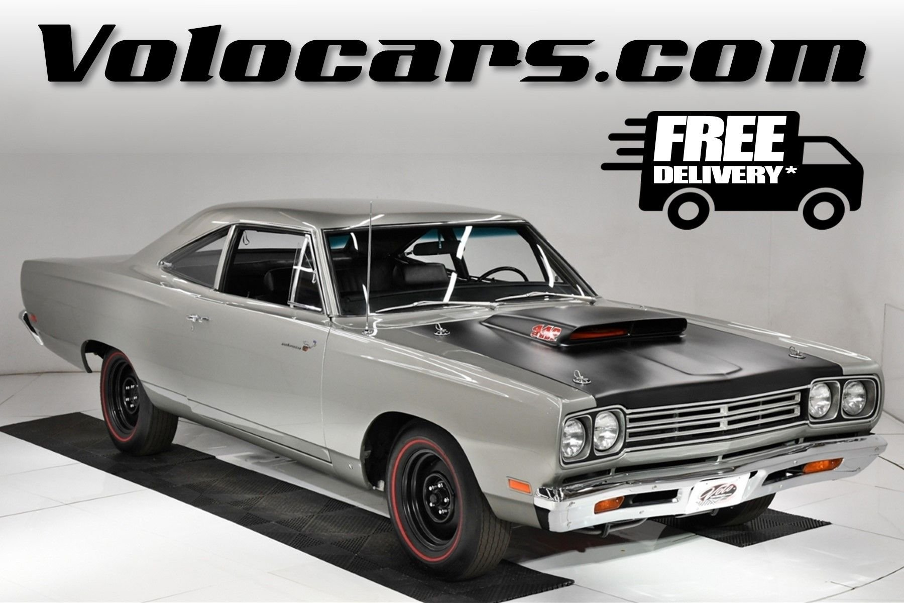 1969 plymouth road runner a 12