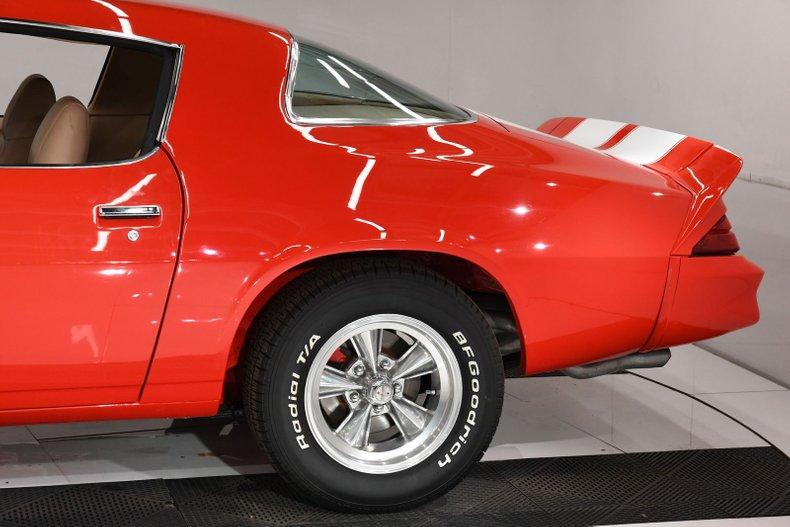 1979 Chevrolet Camaro Z28