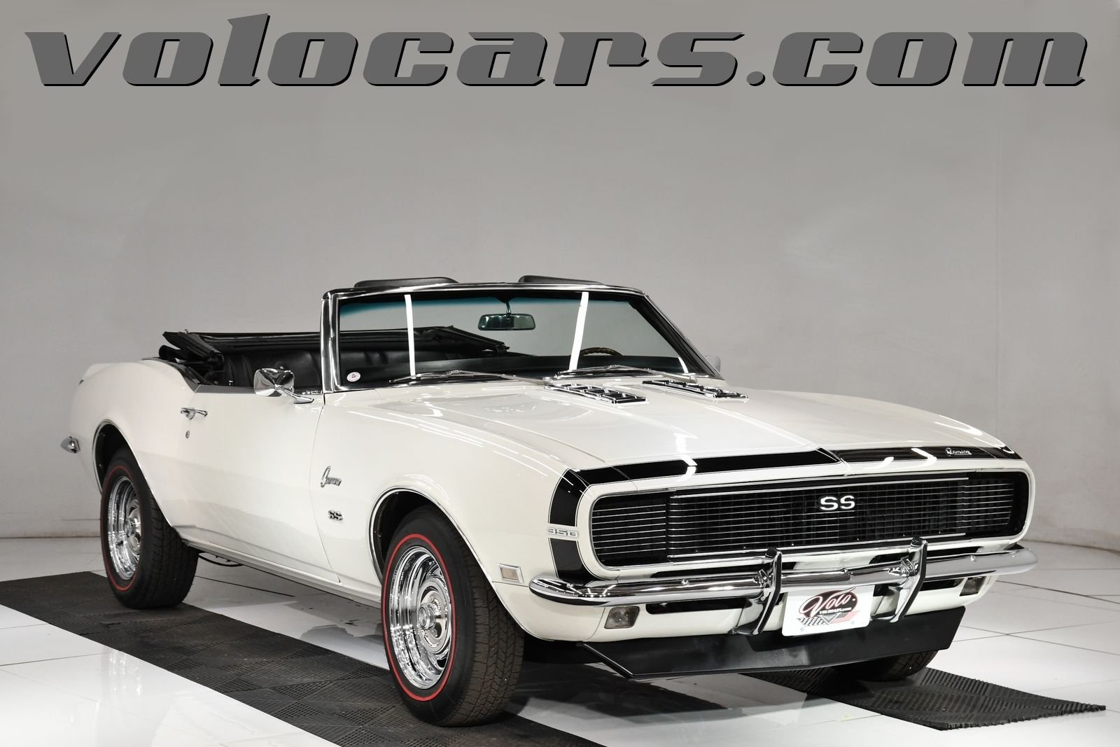 1968 chevrolet camaro rs ss