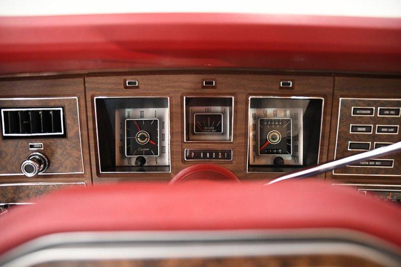 1976 Lincoln Lipstick Edition